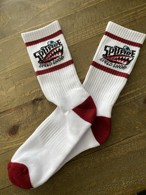Spitfire Speed Shop Crew Socks