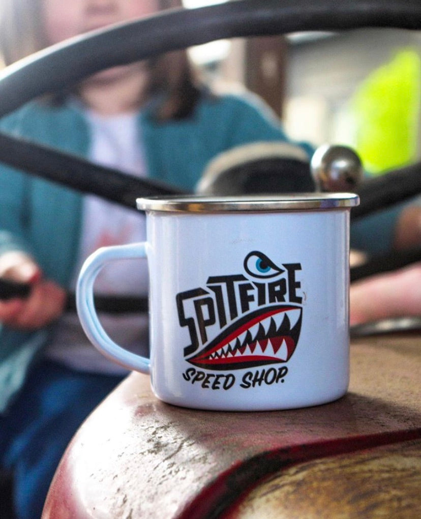 Spitfire Speed Shop Mug