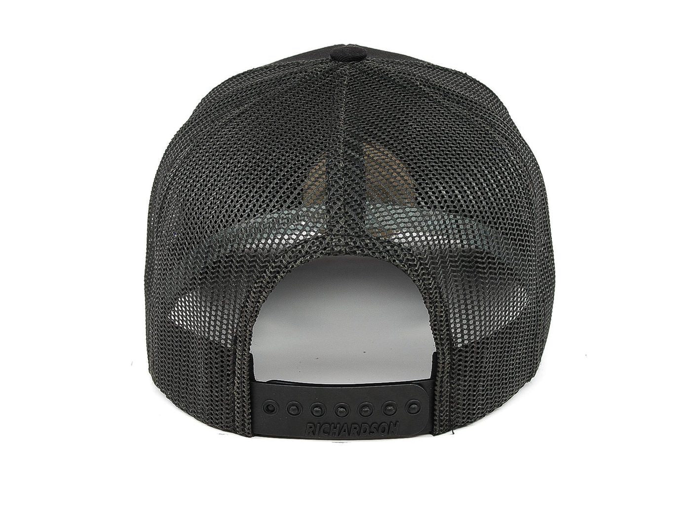 Spitfire Speed Shop Trucker Cap Black With Midnight Text Logo