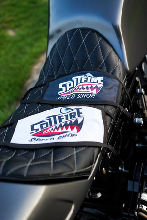 Spitfire Speed Shop Face Masks