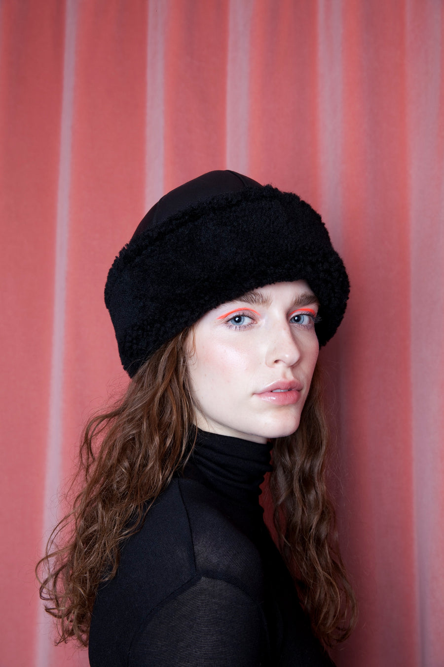 Sasha Hat Black