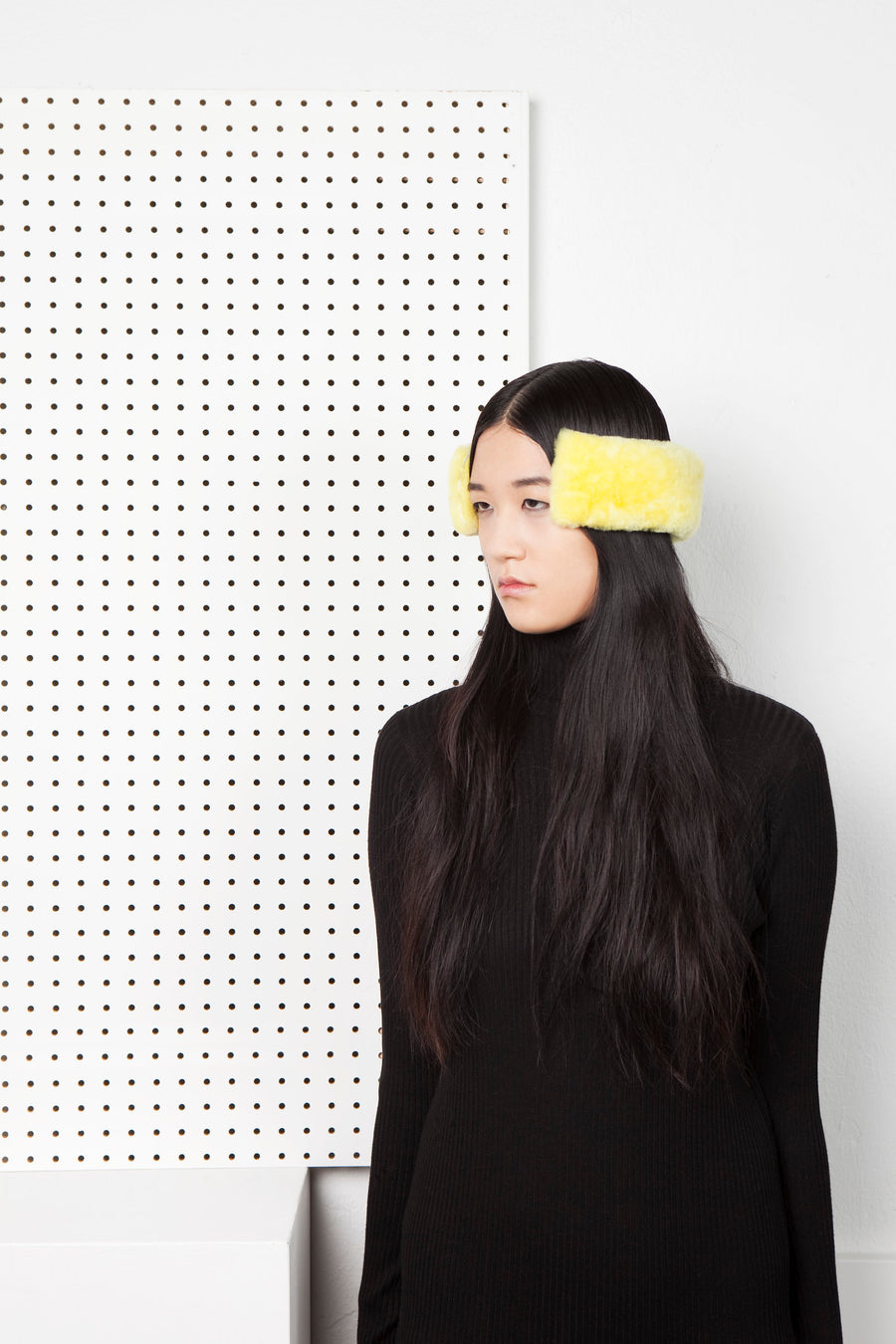 Cleo Headband Lemon