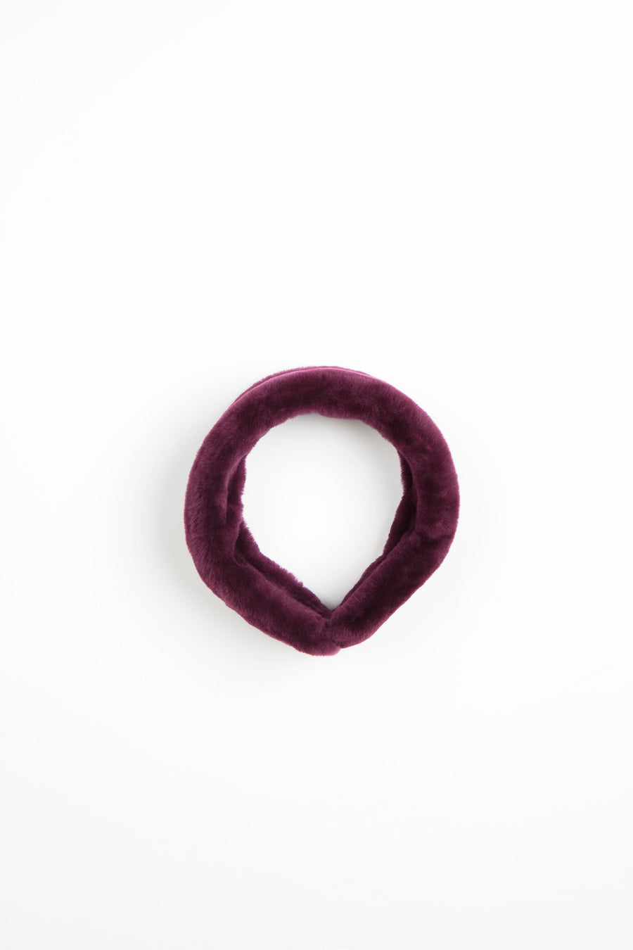 Cleo Headband Beaujolais