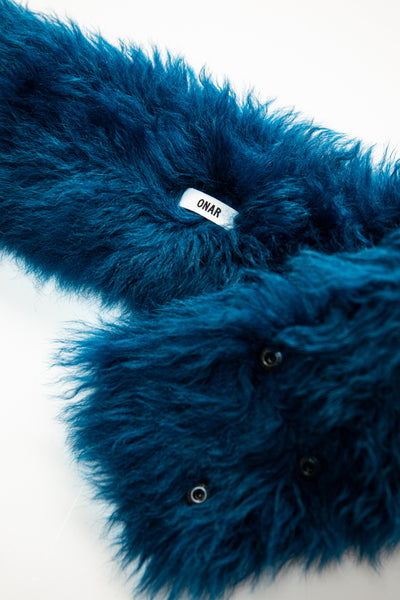 Ariadne Collar Majestic Blue