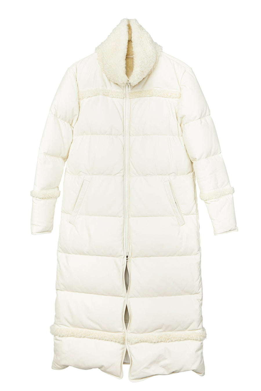 Hekla Coat White