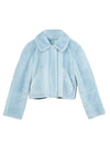 Zozo Reversible Jacket Omphalodes Blue