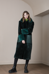 Milla Coat Pine Grove Green
