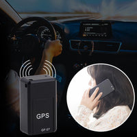 Onever Portable Magnetic Tracking Device GPS Tracker Locator