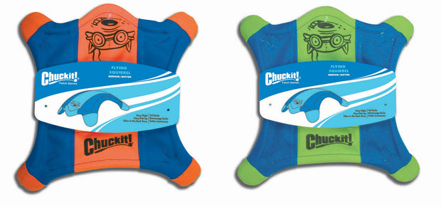 Chuckit! Flying Squirrel Dog Toy - Dog Shop Deals