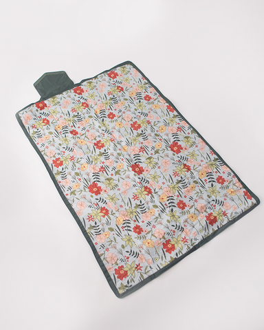 5 x 7 Outdoor Blanket - Primrose Patch