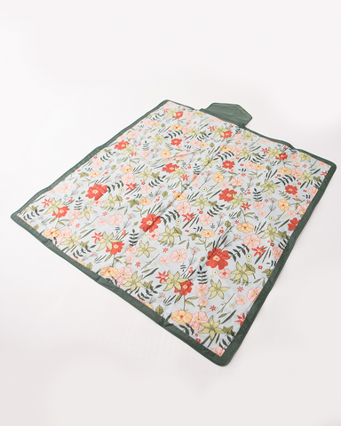 5 x 5 Outdoor Blanket - Primrose Patch