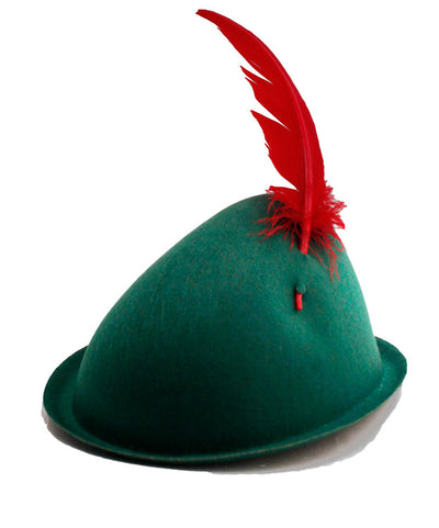 Felt Alpine Adult Hat - Closeout