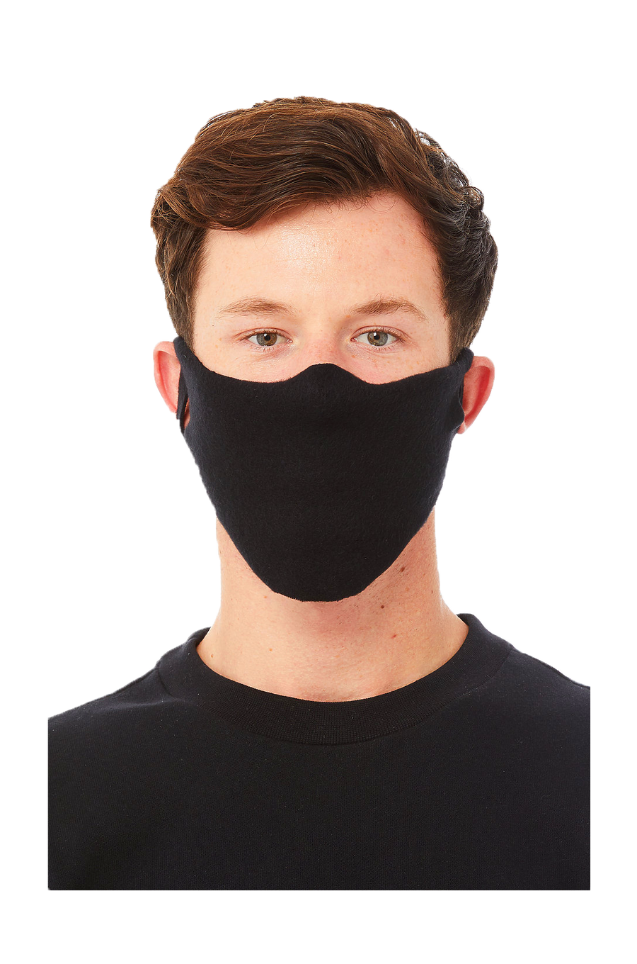 Fleece Fabric Mask - Fabric Face Mask USA