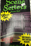 "Scene Setters Room Wall ""Wicked Wood"" Decoration - Clearance"