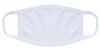 100% Cotton Face Mask - 3 Layer Face Cover - Made in the USA