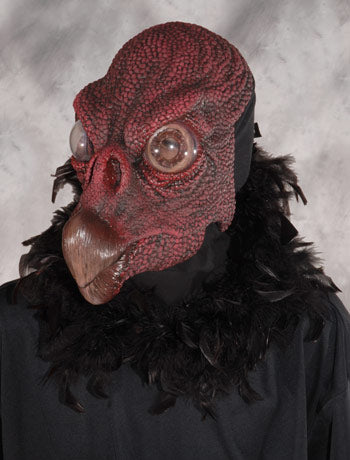 VULTURE (The Lawyer) Adult Full Latex Mask