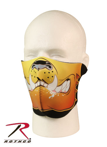 Bulldog Mask - Neoprene Half Facemask