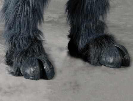 Hoofs Black/Grey