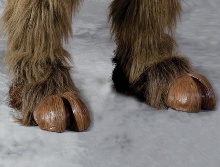 Hoofs Brown