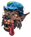 Big Bad Wolf Adult Latex Mask