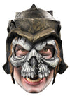 Dead Warrior Adult Vinyl Half Cap Mask