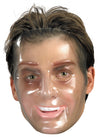 Transparent Young Man Adult Mask