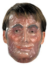 Transparent Old Man Adult Mask