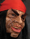 Ramrod Pirate Adult Full Latex Mask