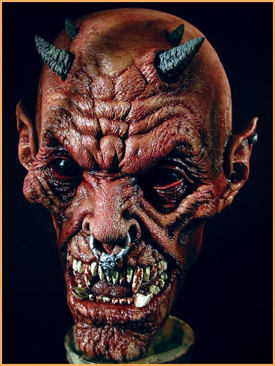 Punk Demon Adult Mask
