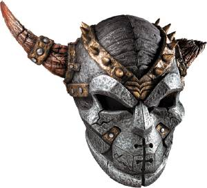 Warlord Adult Latex Mask