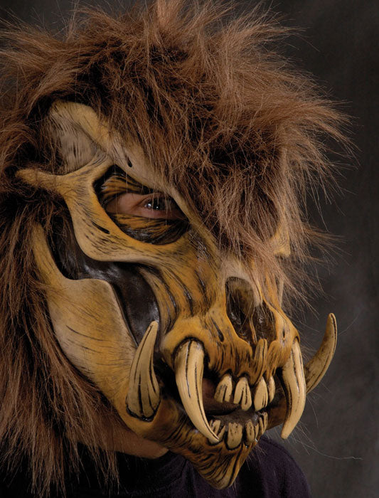 Wild Thing Adult Full Latex Mask