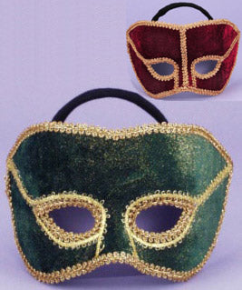 Karneval Style Male Mask