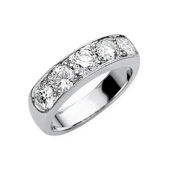 18CT DIAMOND SEMPRE RING