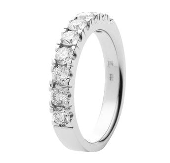 18CT DIAMOND SIGRID BAND