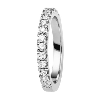 18CT DIAMOND PICCADILLY BAND