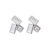 18CT DIAMOND GRETA STUD EARRINGS