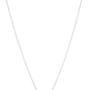 18CT DIAMOND TRULLI BAR PENDANT