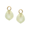 9CT ORIANA PREHNITE INTERCHANGEABLE DROPS