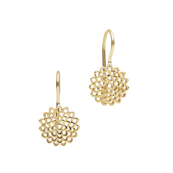 9CT GAUDI EARRINGS