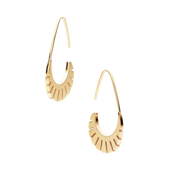 9CT ARCADIA EARRINGS