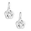 STG SILVER BLOSSOM EARRINGS