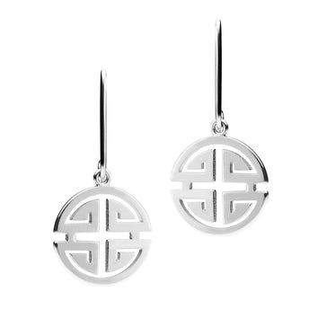 STG SILVER PROSPERITY EARRINGS