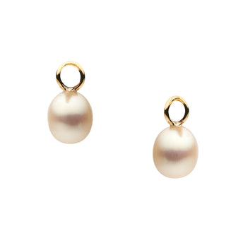 9CT ORIANA PEARL INTERCHANGEABLE DROPS