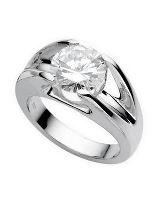 18CT DIAMOND CARLY RING