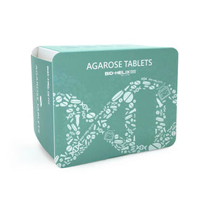 Agarose Tablets, 108 pcs