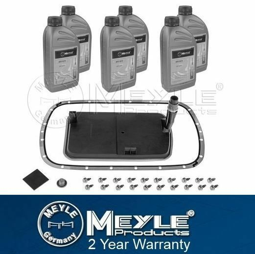 Automatic Transmission Filter Kit BMW E53 X5 3.0i,3.0d M57 eng MEYLE 24117557069