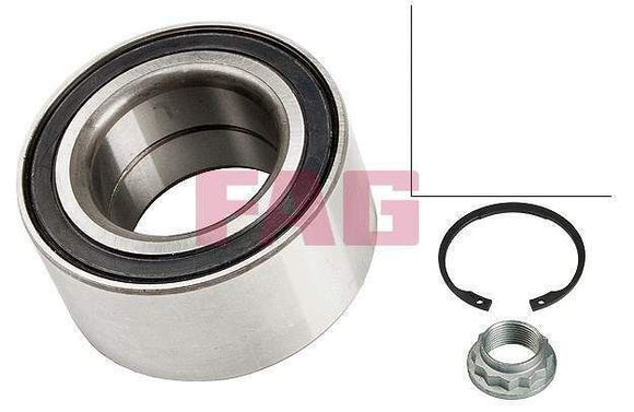 Rear Wheel Bearing  BMW E36 3 Series with Rear Disc Brakes  FAG 33412220987