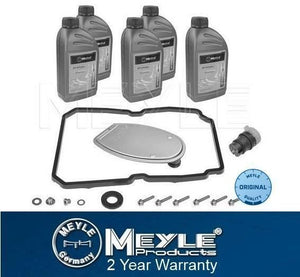 MERCEDES Auto Transmission Filter Kit inc Mechatronic Sleeve W204 A1402770095