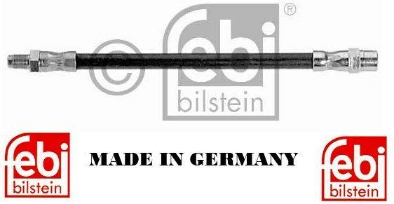 BMW E30 3 Series, E24 6 Series, E34 5 Rear Flexible Brake Hose 34321159881