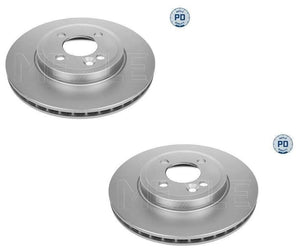 Front Brake Discs Mini R55 R56 R57 Meyle 315 521 0382/PD  Mini 34116858651